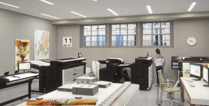 Großformatdrucker HP PageWide XL 8000