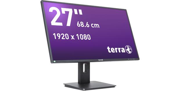 TERRA LCD/LED 2756W PV