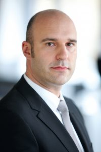 Michael Rabbe, Head of Business Sales DACH