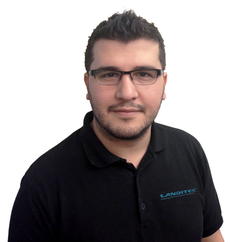 Yasin Imren, Head of Sales Department, Landitec Distribution GmbH